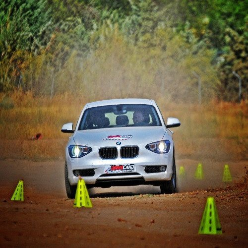 Curso de Rally- Madrid