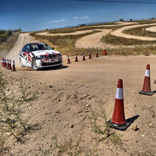 Curso de Rally Profesional - Madrid