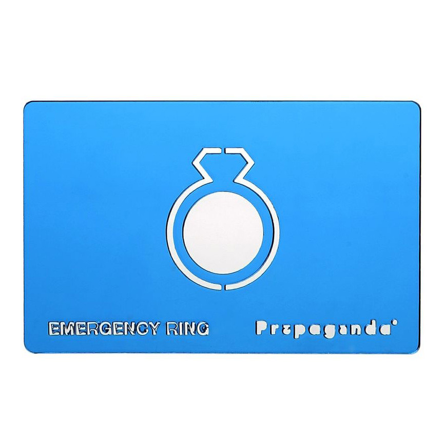 Emergency Wedding Ring