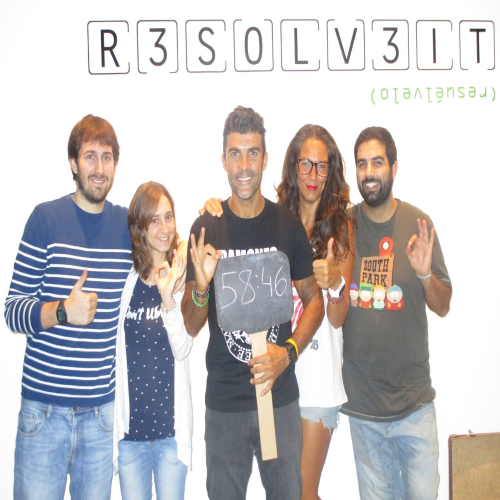 "Escape Room ""La Mansión Episodio 1"" - Madrid"