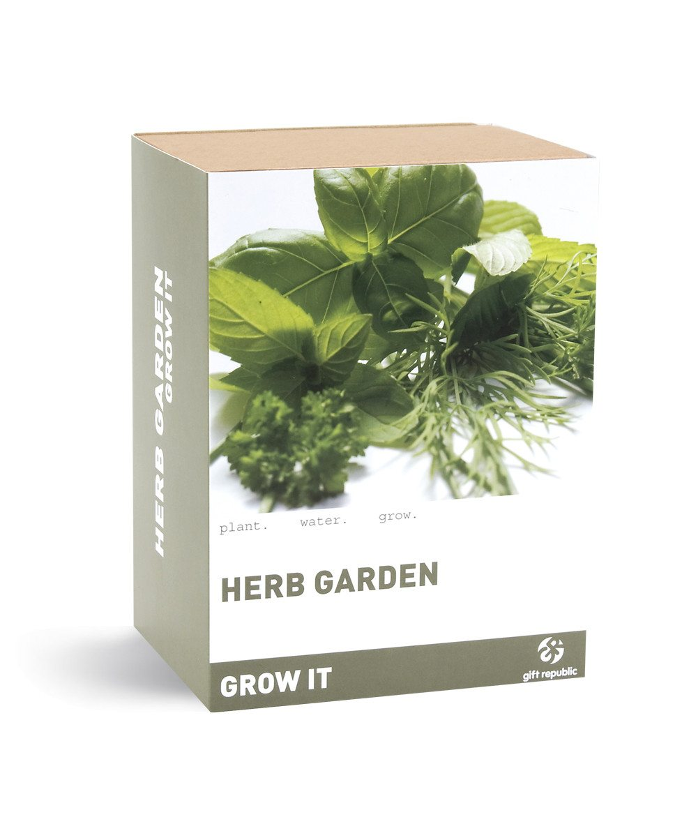 Grow it - Hazlo crecer - Pack para plantar