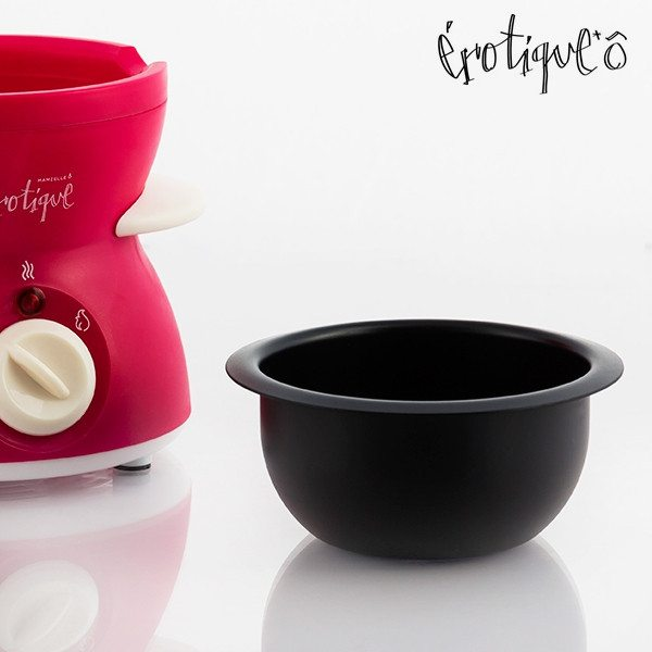 Mini fondue de chocolate