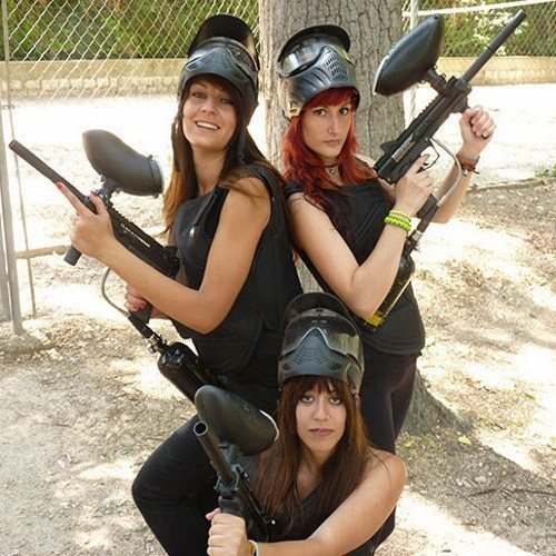 Paintball - Albacete