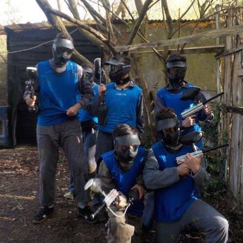 Paintball - Cantabria