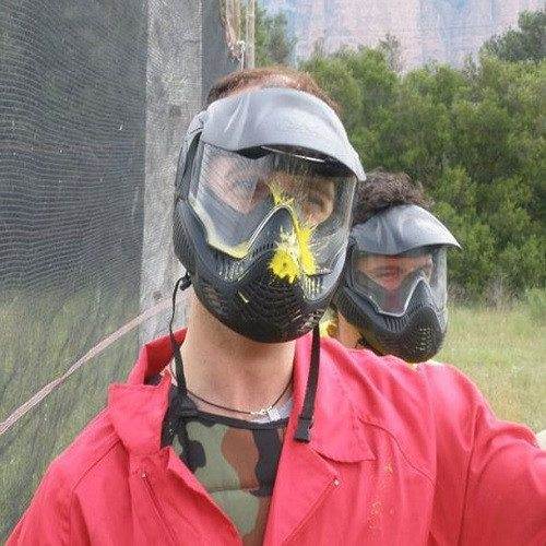 Paintball en grupo - Huesca
