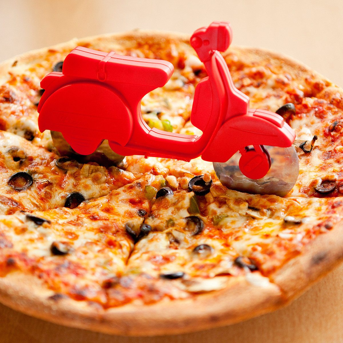 Pizza-Scooter