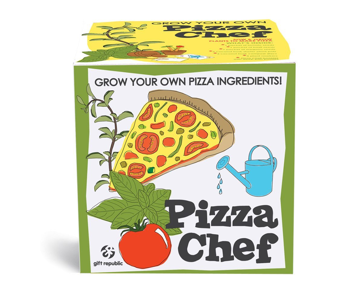 Sow & Grow Pizza Chef