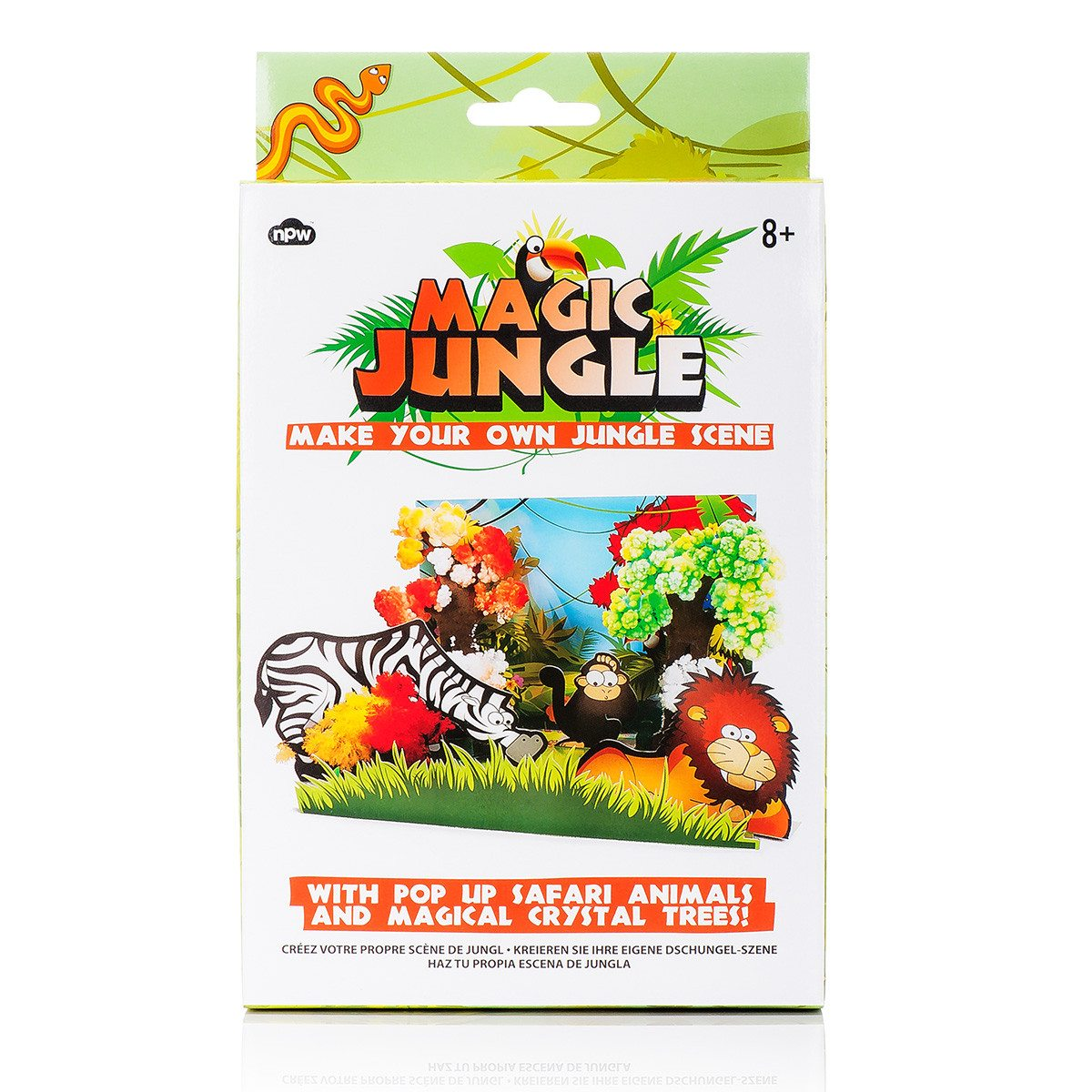 ¡Una jungla en casa! - Set desplegable