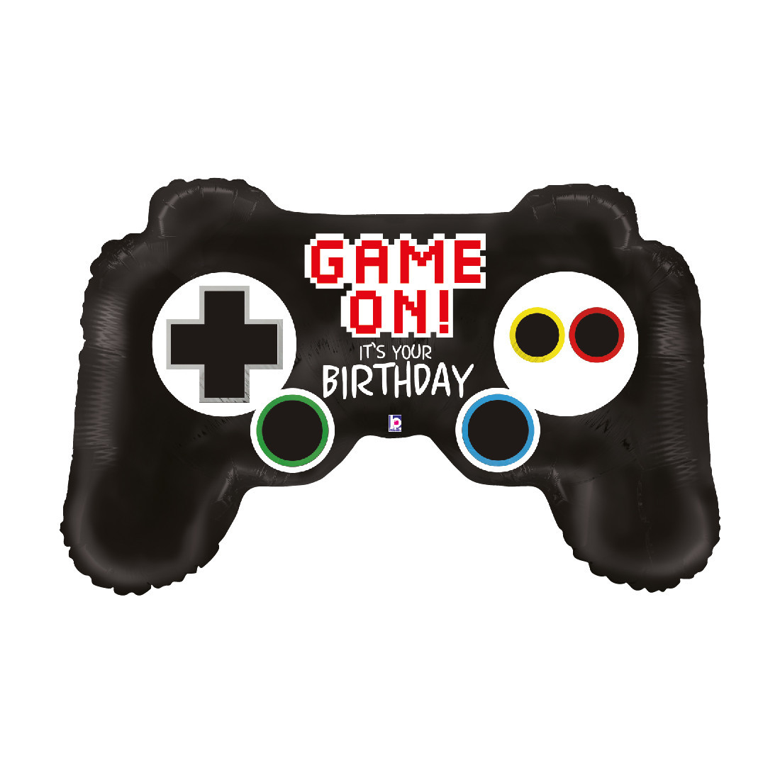 GAME CONTROLLER BIRTHDAY 91 CM/ 36""