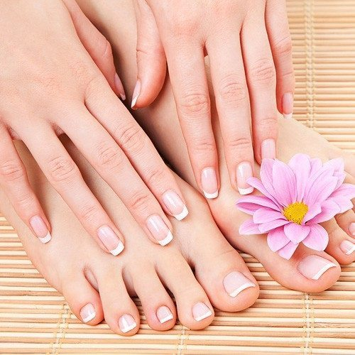 Manicura con Pedicura permanente - Madrid