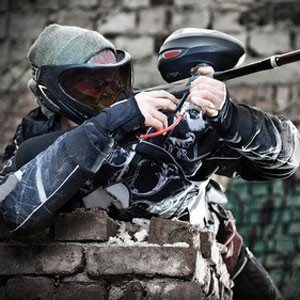Paintball con 200 bolas - Segovia