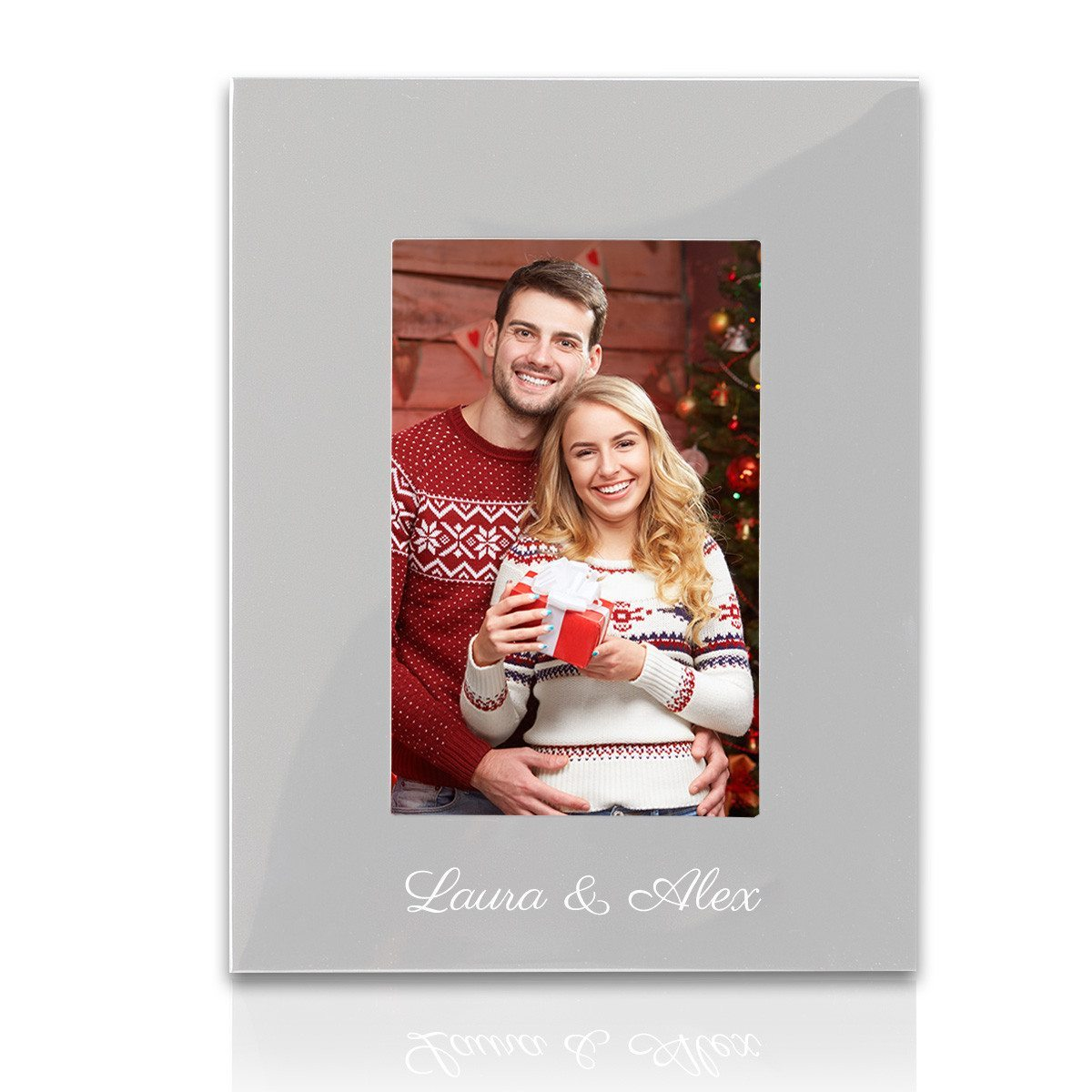 PERSONALIZED TIMELESS PHOTO FRAME
