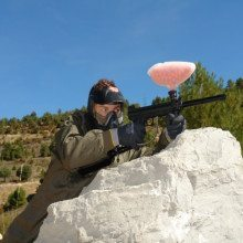 Paintball - Madrid