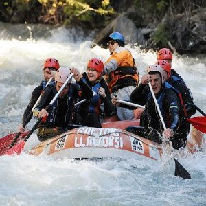Descenso Rafting - Lleida