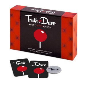 Truth or Dare Erotic Party Edition
