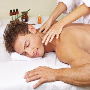 "Pack ""For Men"": Masaje descontractuante y Relax a domicilio - Madrid"