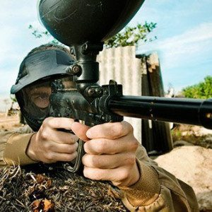 Paintball en grupo - Alicante