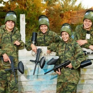 Paintball – Valencia