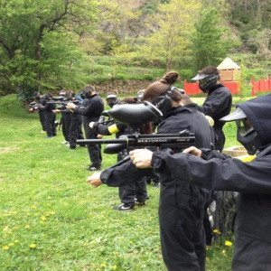 Paintball y Barbacoa - Gerona