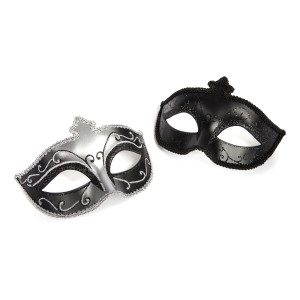 Set de máscaras de 50 sombras de Grey