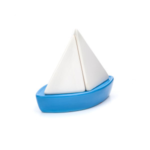 Sail Boat Salt & Pepper Shakers