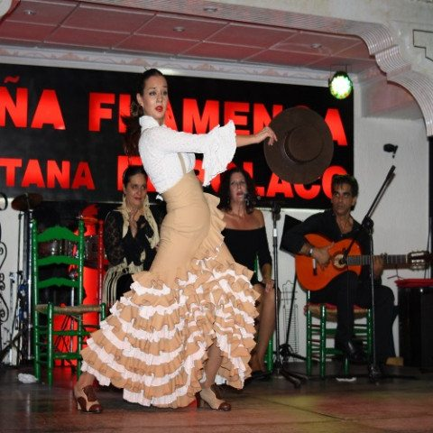 Cena con Tablao Flamenco - Alicante
