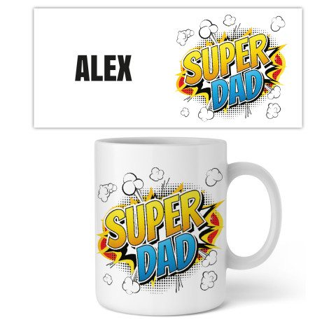 Original Taza Super Dad