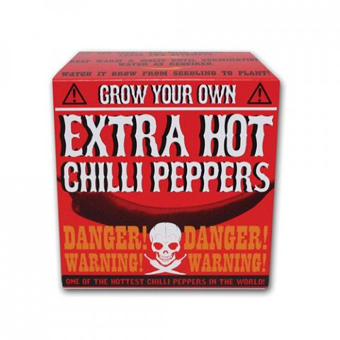 Grow your own - Chili extra picante
